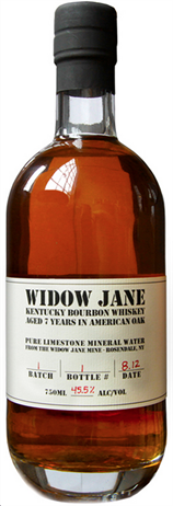 Widow Jane Bourbon Whiskey 7 Year
